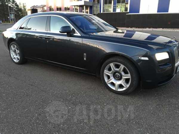Rolls-Royce Ghost, 2012 год, 7 500 000 руб.