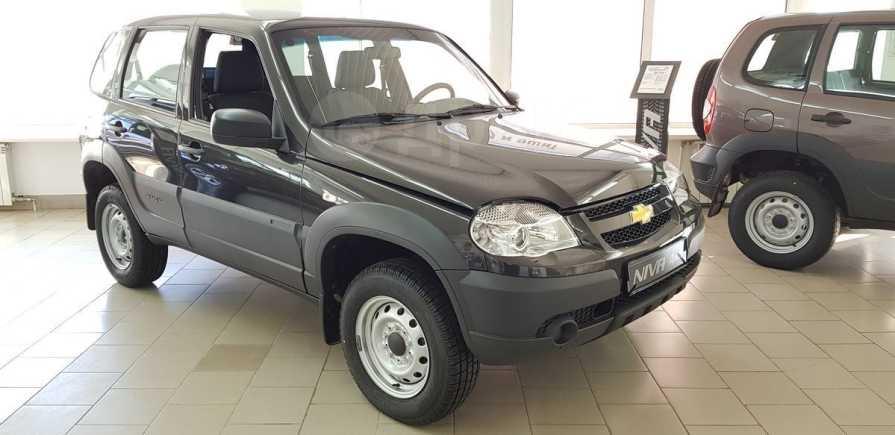 Chevrolet Niva, 2018 год, 602 470 руб.