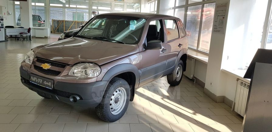Chevrolet Niva, 2018 год, 643 785 руб.