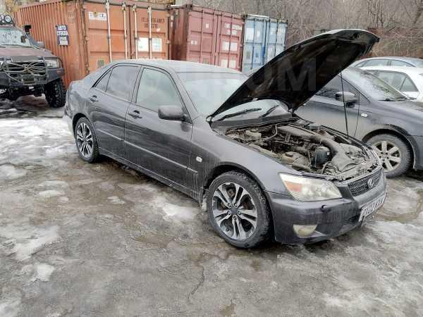 Lexus IS200, 2002 год, 150 000 руб.