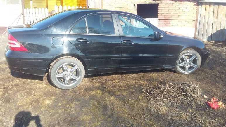 Mercedes-Benz C-Class, 2003 год, 440 000 руб.