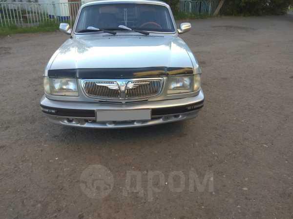 ГАЗ 3110 Волга, 2003 год, 110 000 руб.