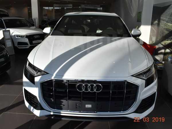 Audi Q8, 2019 год, 6 715 807 руб.