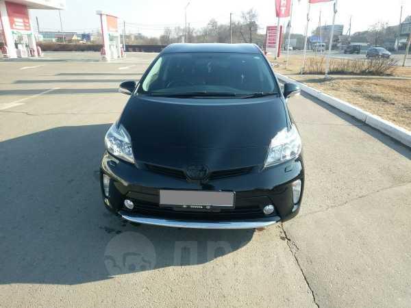 Toyota Prius, 2012 год, 789 000 руб.