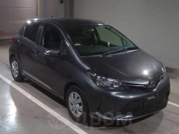 Toyota Vitz, 2014 год, 630 000 руб.