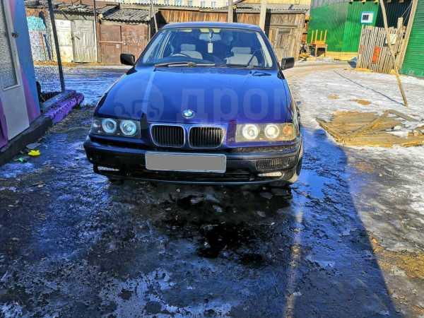 BMW 3-Series, 1998 год, 280 000 руб.