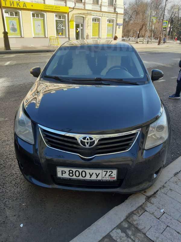 Toyota Avensis, 2011 год, 685 000 руб.