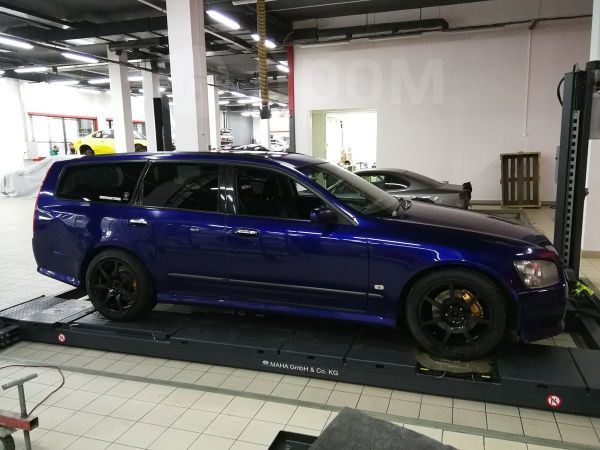 Nissan Stagea, 2002 год, 635 000 руб.