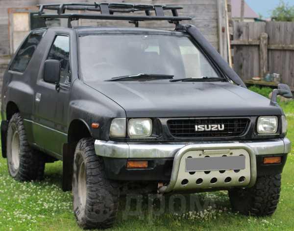Isuzu MU, 1991 год, 230 000 руб.