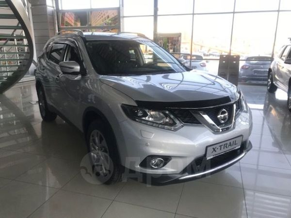 Nissan X-Trail, 2018 год, 2 097 000 руб.