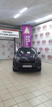 Сургут Kia Sportage 2018