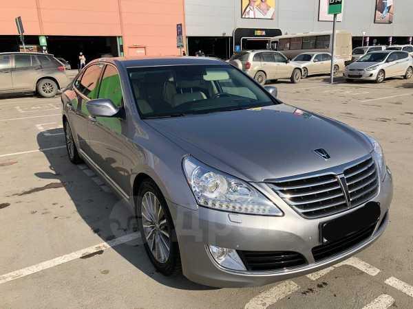 Hyundai Equus, 2013 год, 1 250 000 руб.