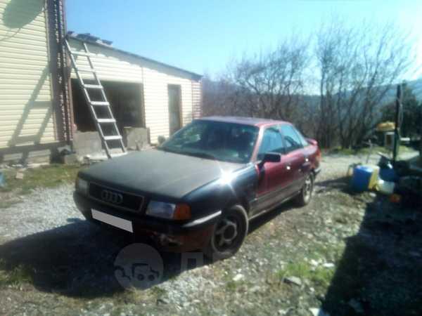 Audi 80, 1990 год, 60 000 руб.