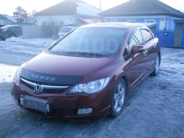 Honda Civic, 2008 год, 448 000 руб.