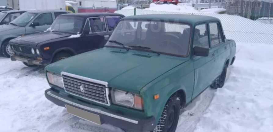 Лада 2107, 2005 год, 33 000 руб.