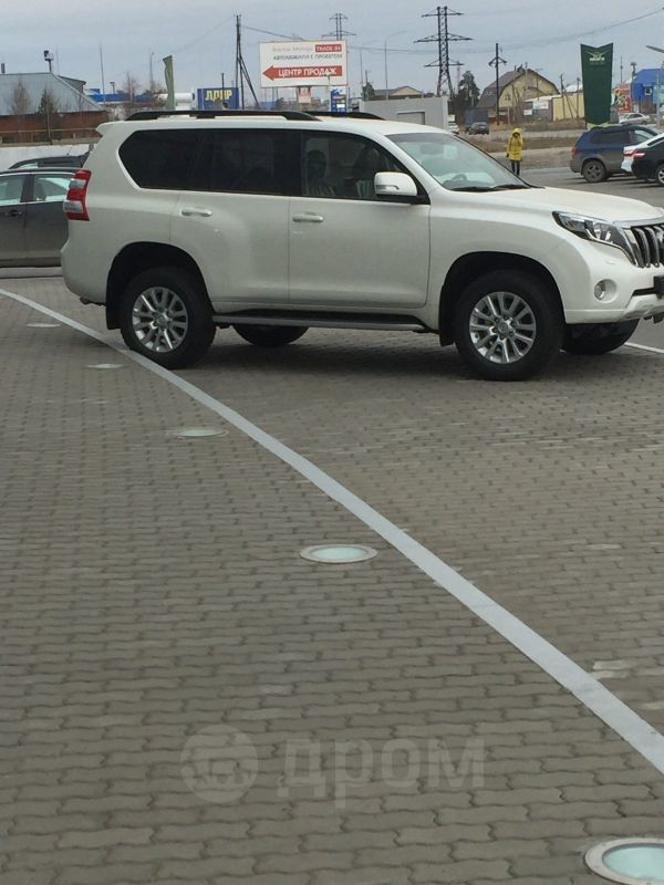 Toyota Land Cruiser Prado, 2017 год, 3 200 000 руб.