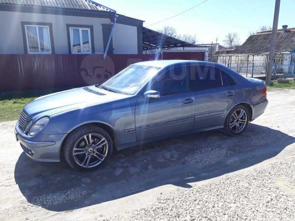 Mercedes-Benz E-Class, 2004 год, 335 000 руб.