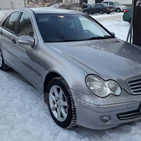 Mercedes-Benz C-Class, 2004 год, 500 000 руб.