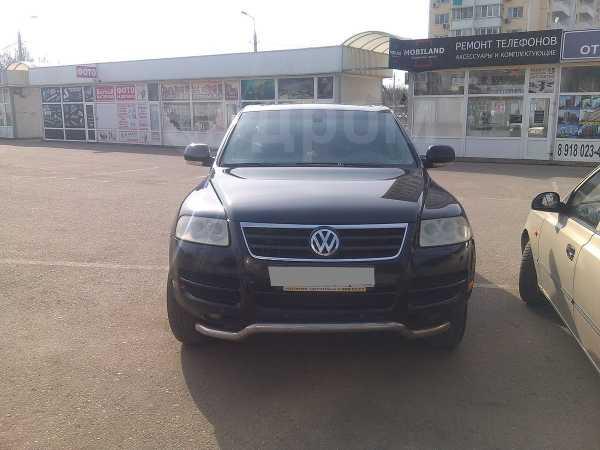 Volkswagen Touareg, 2004 год, 465 000 руб.