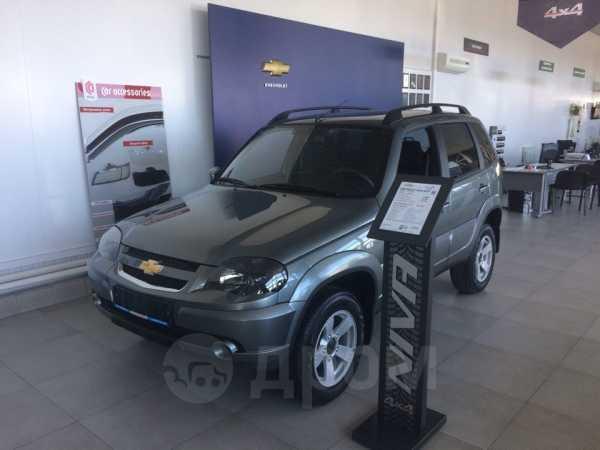 Chevrolet Niva, 2019 год, 821 000 руб.