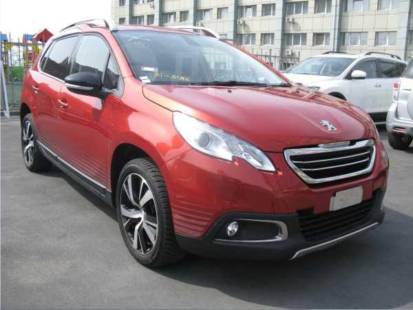 Peugeot 2008, 2016 год, 840 000 руб.