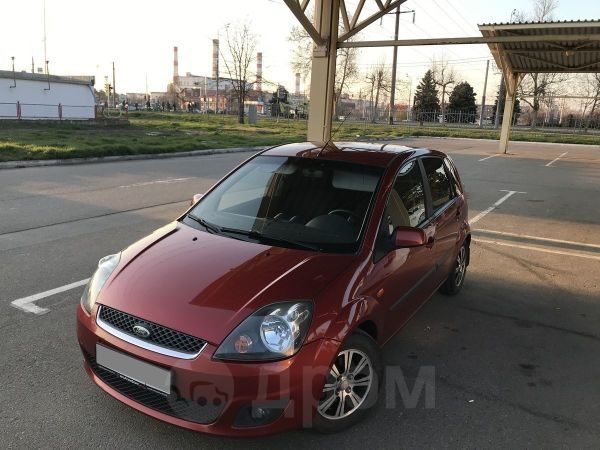 Ford Fiesta, 2006 год, 275 000 руб.