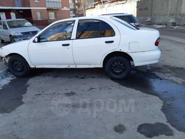 Nissan Pulsar, 1995 год, 70 000 руб.