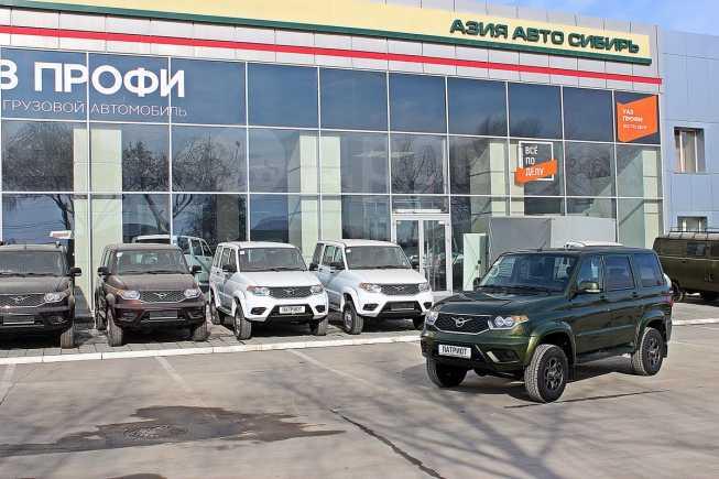 УАЗ Патриот, 2019 год, 999 000 руб.