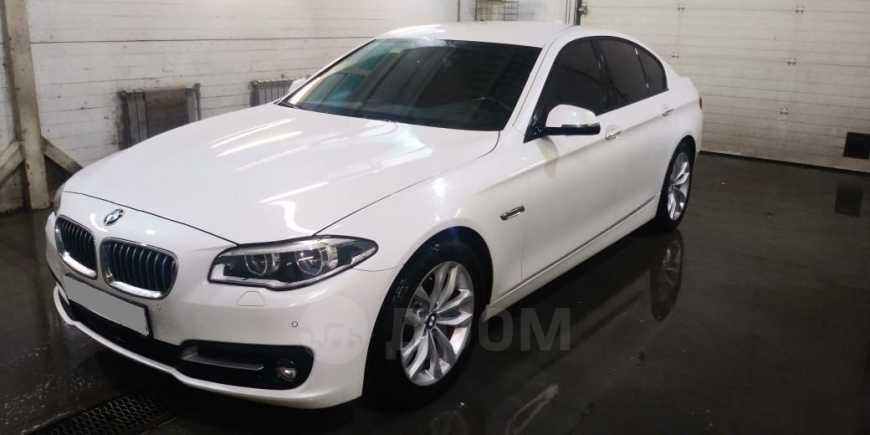 BMW 5-Series, 2016 год, 1 900 000 руб.