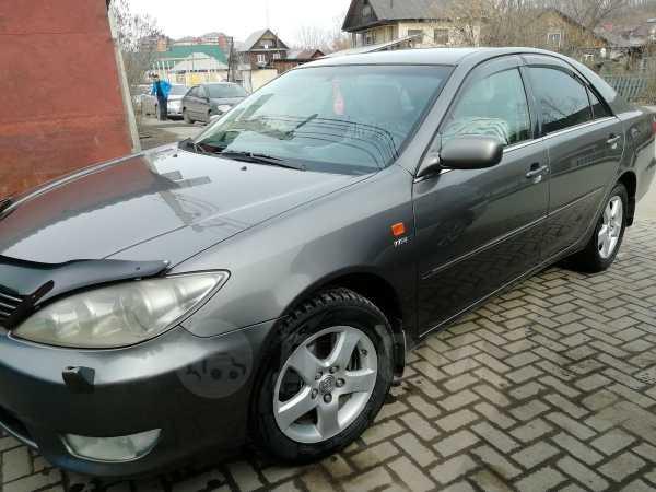 Toyota Camry, 2005 год, 540 000 руб.