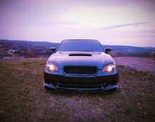 Новоблагодарное Subaru Legacy 2004