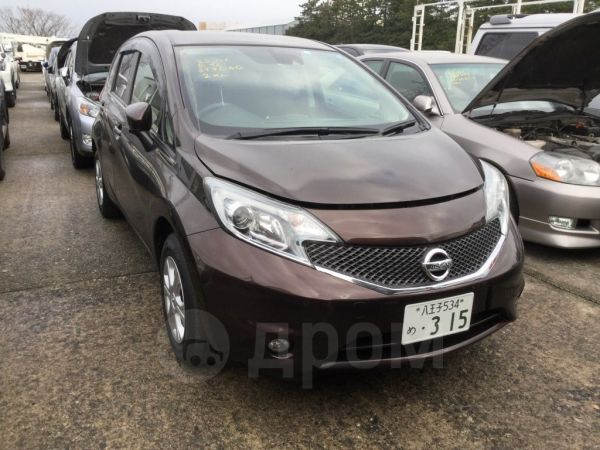Nissan Note, 2015 год, 660 000 руб.
