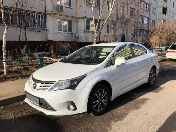 Toyota Avensis, 2012 год, 840 000 руб.