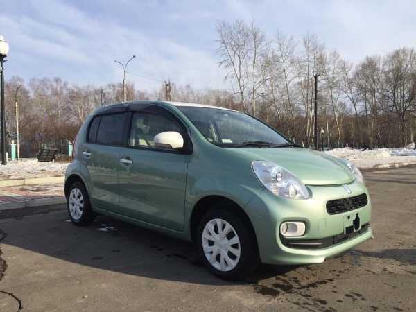 Toyota Passo, 2014 год, 415 000 руб.