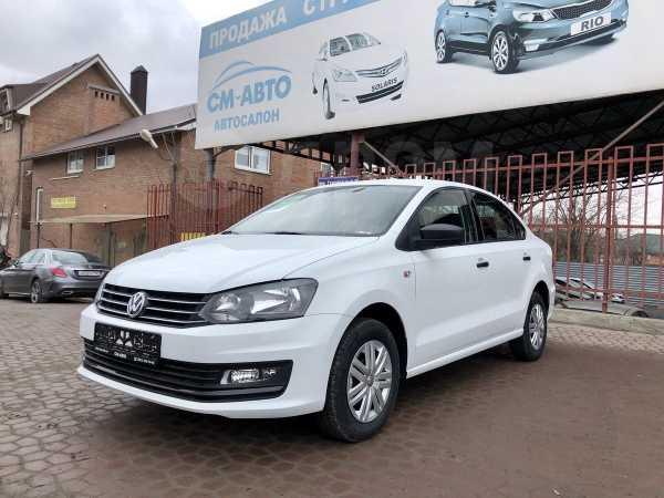 Volkswagen Polo, 2019 год, 674 900 руб.