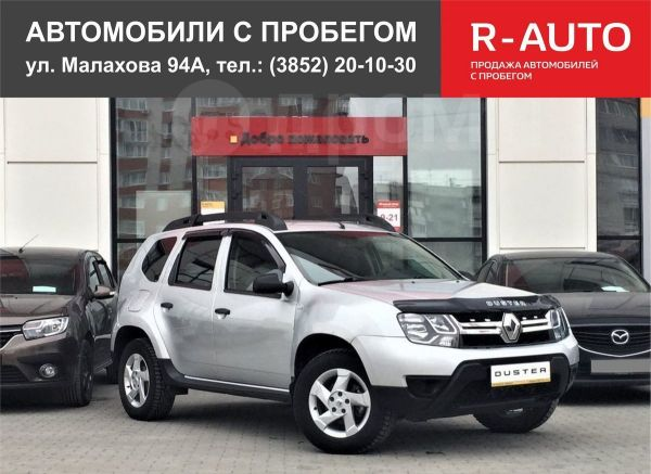 Renault Duster, 2016 год, 785 000 руб.