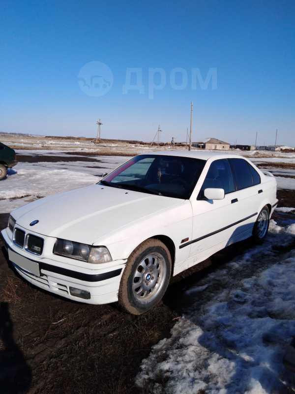 BMW 3-Series, 1995 год, 260 000 руб.