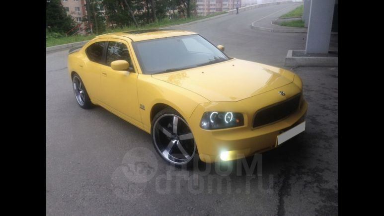 Dodge Charger, 2009 год, 1 800 000 руб.