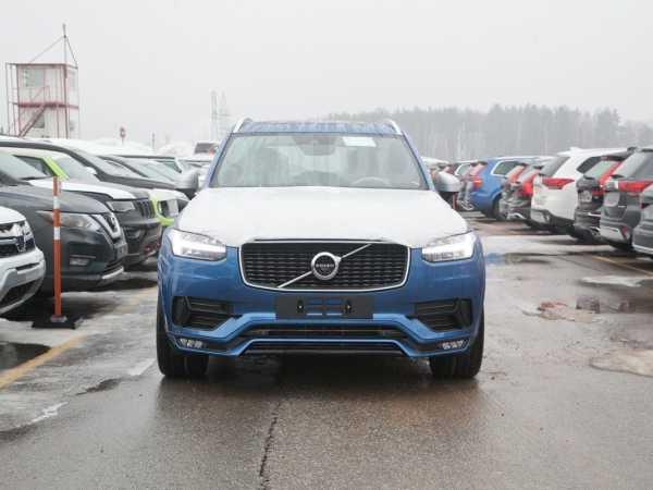 Volvo XC90, 2019 год, 5 424 200 руб.