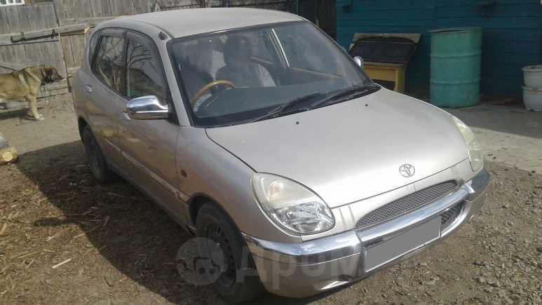 Toyota Duet, 2001 год, 150 000 руб.