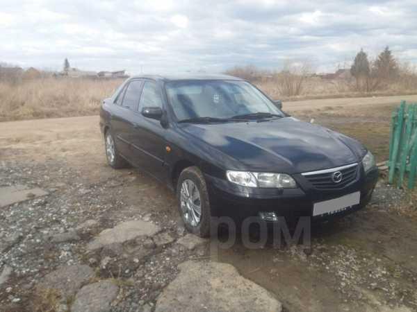 Mazda 626, 2002 год, 200 000 руб.