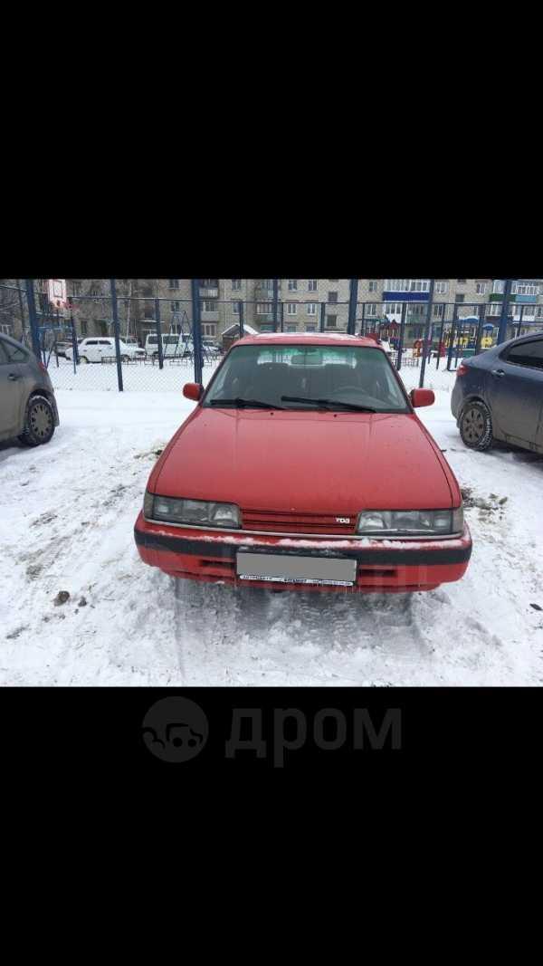 Mazda 626, 1988 год, 38 000 руб.