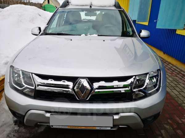 Renault Duster, 2018 год, 1 065 000 руб.