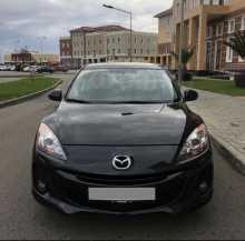 Москва Mazda3 2012