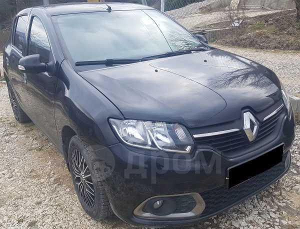 Renault Sandero, 2014 год, 550 000 руб.