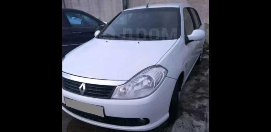 Renault Symbol, 2010 год, 275 000 руб.