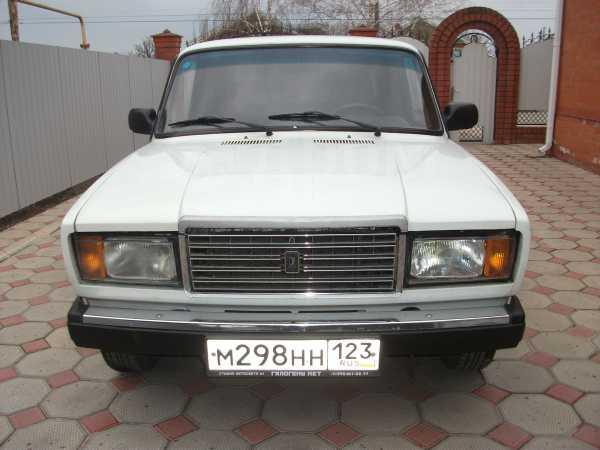 Лада 2107, 1996 год, 47 000 руб.