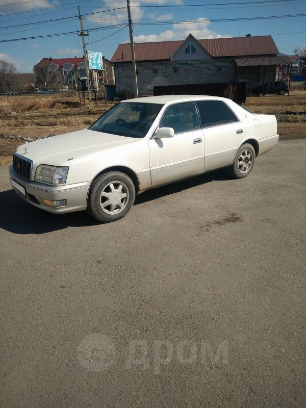 Toyota Crown Majesta, 1996 год, 315 000 руб.