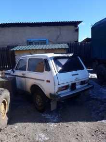 Могоча 4x4 2121 Нива 1984
