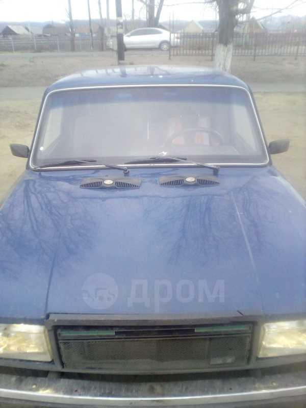 Лада 2107, 2004 год, 100 000 руб.